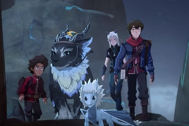 La tercera temporada de The Dragon Prince reveló su tráiler