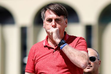 Presidente Jair Bolsonaro vuelve a dar positivo en prueba del coronavirus