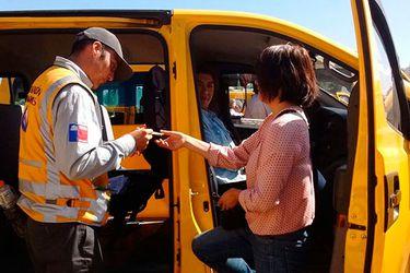 transporte escolar fiscalización