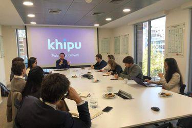 Khipu fue una de las seis FinTech que se reunieron con fondos de inversión en el Demo Day.
