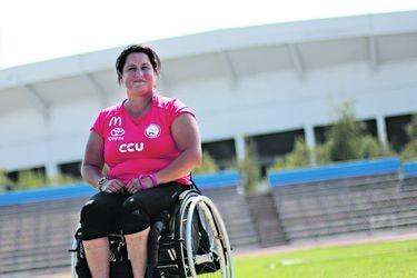 """Francisca Mardones: """"No me mueve ganar una medalla o hacer un récord"""""""