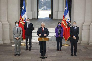Acuerdo nacional: Los nudos que deberá resolver Piñera y el diseño de La Moneda