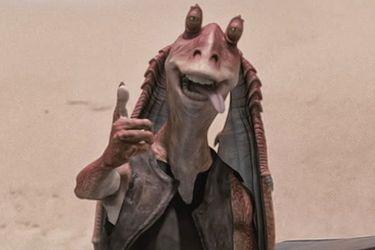 George Lucas dice que Jar Jar Binks es su personaje favorito