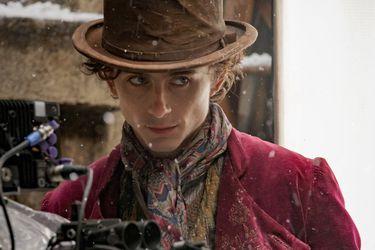 Así lucirá Timothée Chalamet como Willy Wonka en la nueva película sobre el personaje de Charlie y la fábrica de chocolate