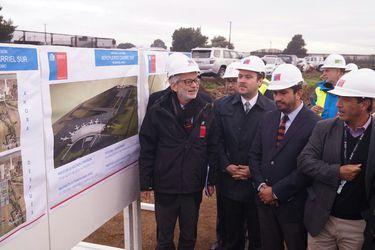MOP pretende que aeropuerto de Concepción se convierta en terminal internacional