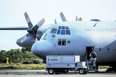 Fuerza Aérea cierra sin responsables investigación por fatal accidente de Hércules C-130