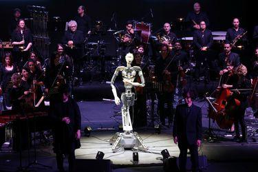 robot director reuters