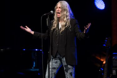 De Modigliani al punk: Patti Smith no es una leyenda