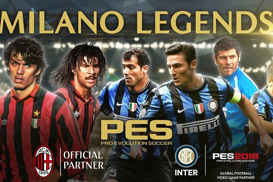 PES Milano Legends