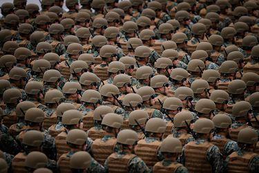 Militares, Ejército