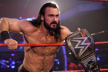 El campeón de la WWE, Drew McIntyre, dio positivo por COVID-19