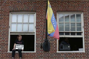 embajada de venezuela en washington