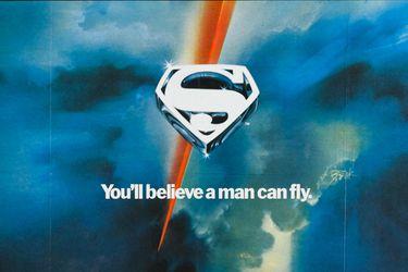 Creerás que un hombre puede volar: El notable marketing para la Superman de Donner
