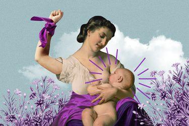Lactancia materna: ¿Es un tema feminista?