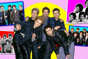 Billboard elige las 100 mejores canciones de boy bands de todos los tiempos