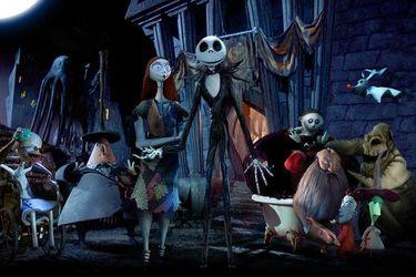 """""""El Extraño Mundo de Jack"""" tendrá secuela con una novela de Disney"""