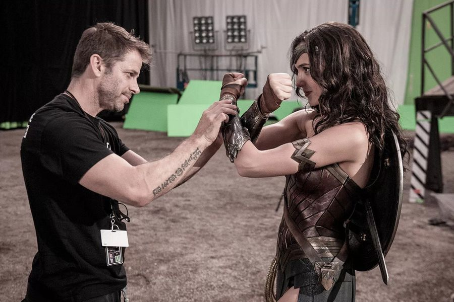 snyder wonder woman