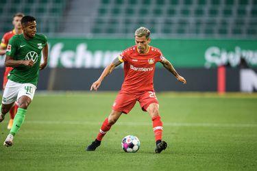 El Leverkusen de Aránguiz arranca la Bundesliga con un empate
