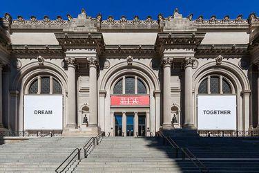 Con Yoko Ono y entrada gratuita: El Met y el MoMA comienzan a reactivarse en Nueva York