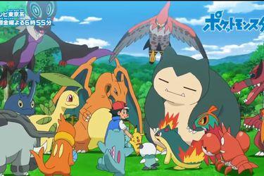 Tráiler del anime de Pokémon confirma reunión de Ash con sus antiguos Pokémon