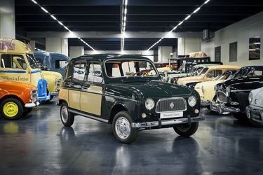 ¡Felicidades, Renoleta! Renault celebra los 60 años de uno de sus mayores íconos, uno que también se fabricó en Chile