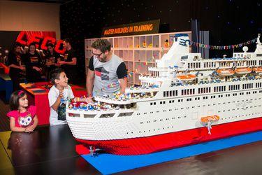 """La """"experiencia Brickman"""" será parte del LEGO Fun Fest"""