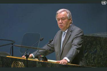 """ONU urge reforzar la lucha contra la """"desinformación"""" sobre el coronavirus"""