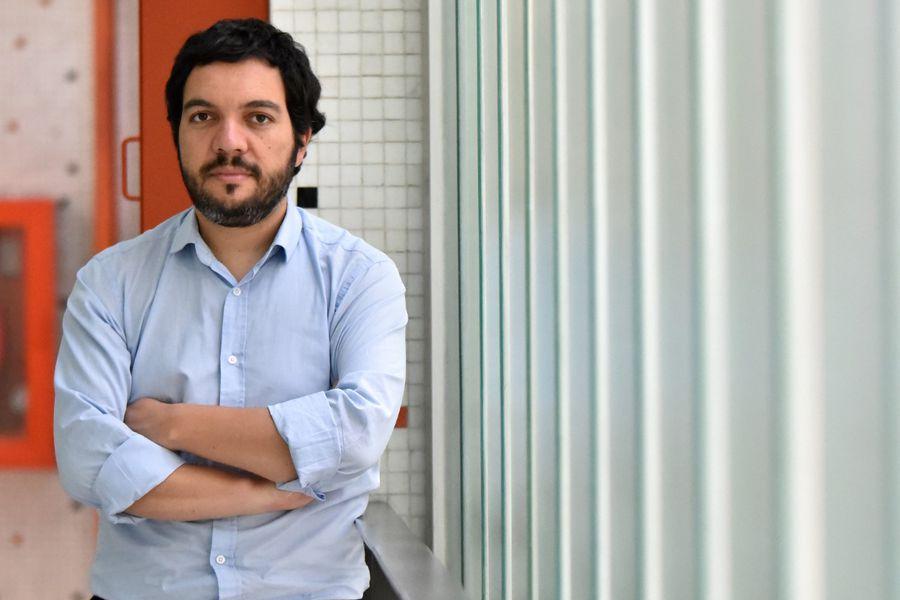 Jorge Atria sociólogo