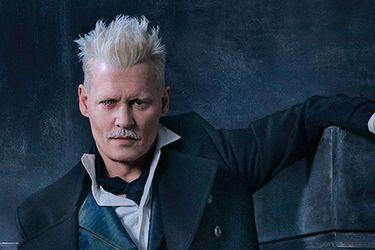 Johnny Depp confirma su participación en la tercera parte de Animales Fantásticos