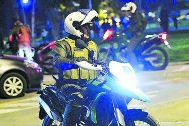 Interior reporta disminución en delitos: robos con violencia caen un 23% en último mes