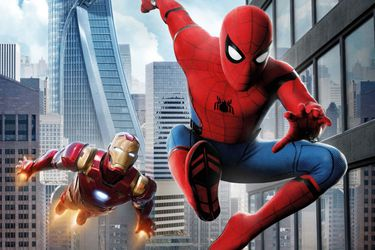 Spider-Man: Homecoming será la única película del MCU que no estará en Disney+