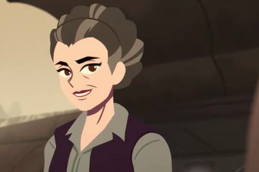 Leia Organa protagoniza el nuevo corto de Star Wars: Galaxy of Adventures