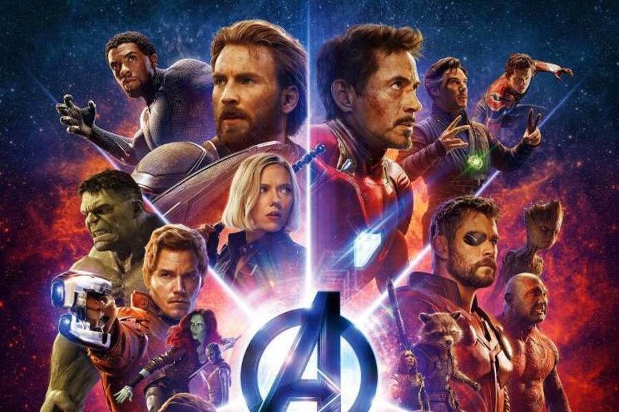 avengers infinity imax