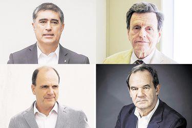Los últimos llamados de Allamand, Desbordes, Monckeberg y Larraín ante votación clave en RN