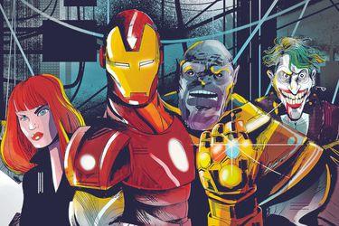 Los cómics ganan lectores chilenos gracias al cine de superhéroes