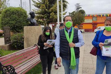 Mulet, la campaña que nunca se bajó: diputado sigue desplegado a días de enfrentar a la justicia por cohecho