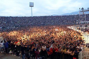 A un año del último show masivo, Chile se alista para un 2021 sin grandes conciertos ni festivales