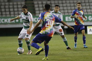 Hubo fútbol: Temuco vence a San Marcos de Arica en el sur