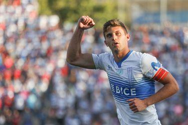 La UC informa que Kuscevic no partirá a Croacia