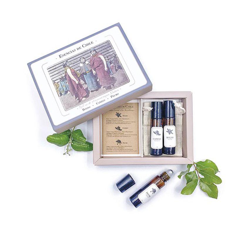 Aromaterapia Nativa. Aceites Naturales @lavidaportena_