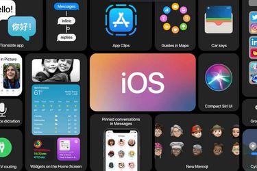 iOS 14 se pone al día: Apple anunció nuevo diseño, mejoras y widgets para todos sus dispositivos
