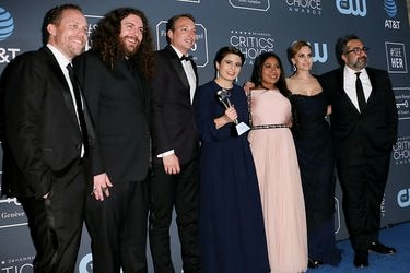 Roma arrasa en los Critics' Choice Awards 2019