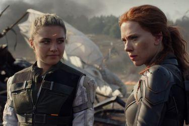 """Florence Pugh dice que la película de Black Widow """"trata sobre el abuso a las mujeres"""""""