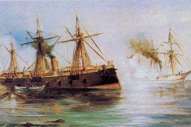 Punta Gruesa: el olvidado combate del 21 de mayo, clave para el triunfo chileno en la Guerra del Pacífico