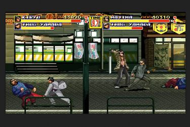 Sega lanzará gratis a Streets of Kamurocho, un beat 'em up que mezcla a Streets of Rage con Yakuza