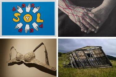 Online y con foco en artistas mujeres: 14 galerías participan de la cuarta edición de Gallery Weekend