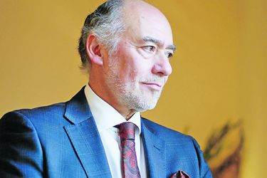 """Presidente de la Cámara de Diputados: """"Ni en la oposición ni en el gobierno hay un liderazgo claro"""""""