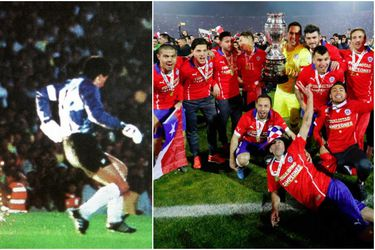 Las idas y vueltas del fútbol chileno