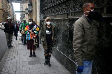 Economía colombiana registra su colapso más profundo ante fuerte impacto de la pandemia en el comercio