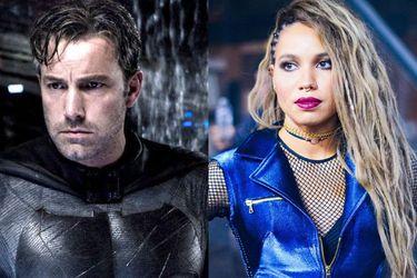 Fans impulsan campañas para Warner haga una película de Batman con Ben Affleck y una serie de Black Canary con Jurnee Smollett-Bell